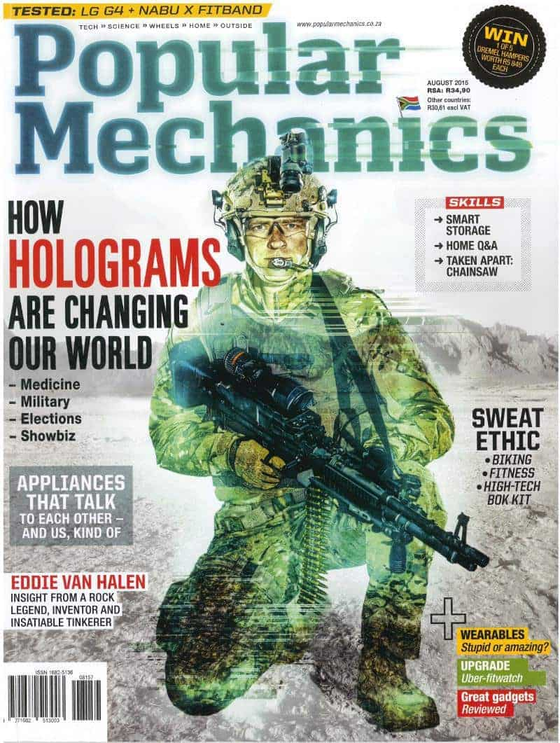 Popular Mechanics September 2015