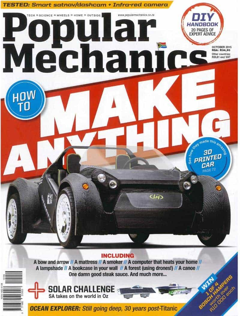 Popular Mechanics October 2015