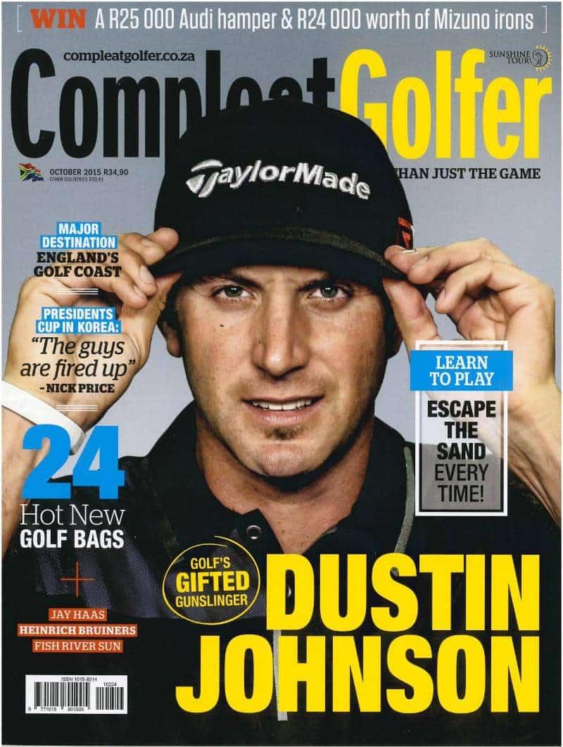 Compleat Golfer Tmb October 2015