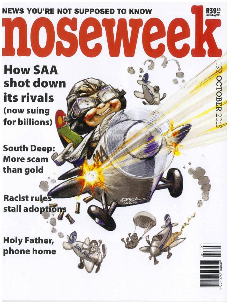 noseweek October 2015