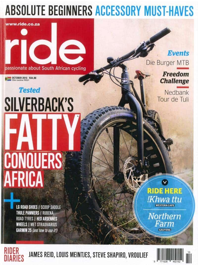 Ride October 2015