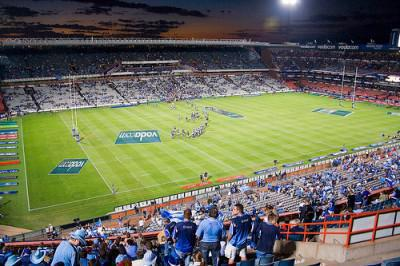 Rugby Matches South Africa