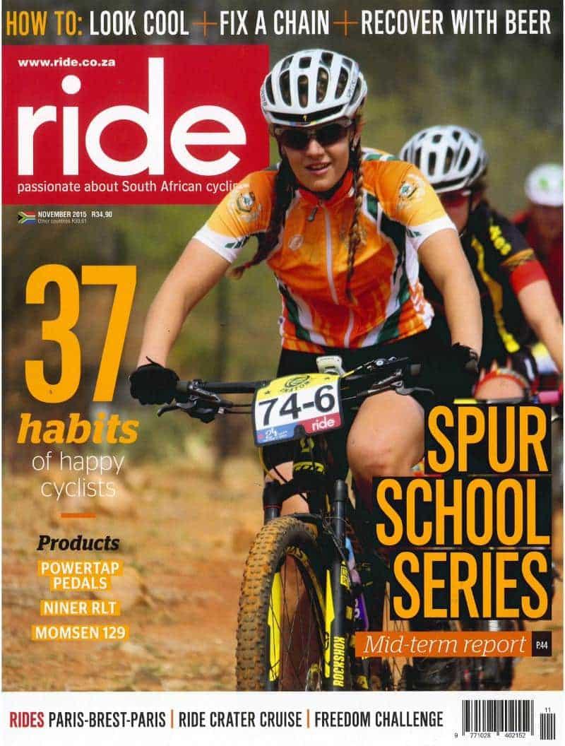 Ride November 2015