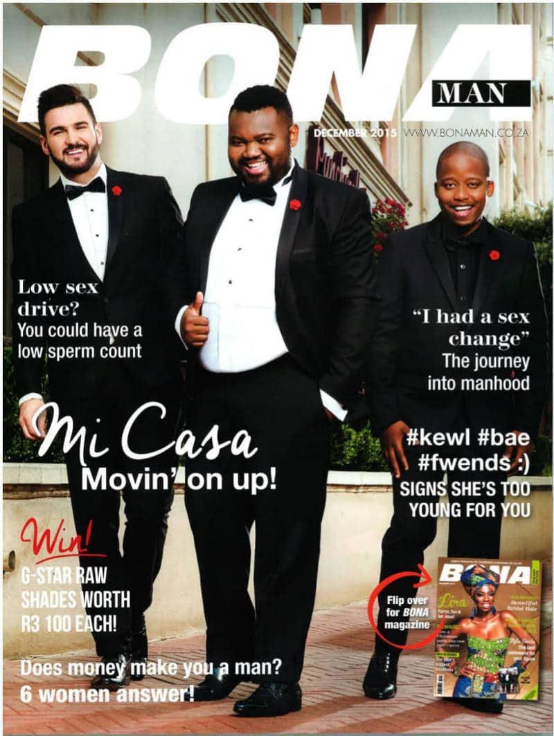 December 2015 Bona Magazine