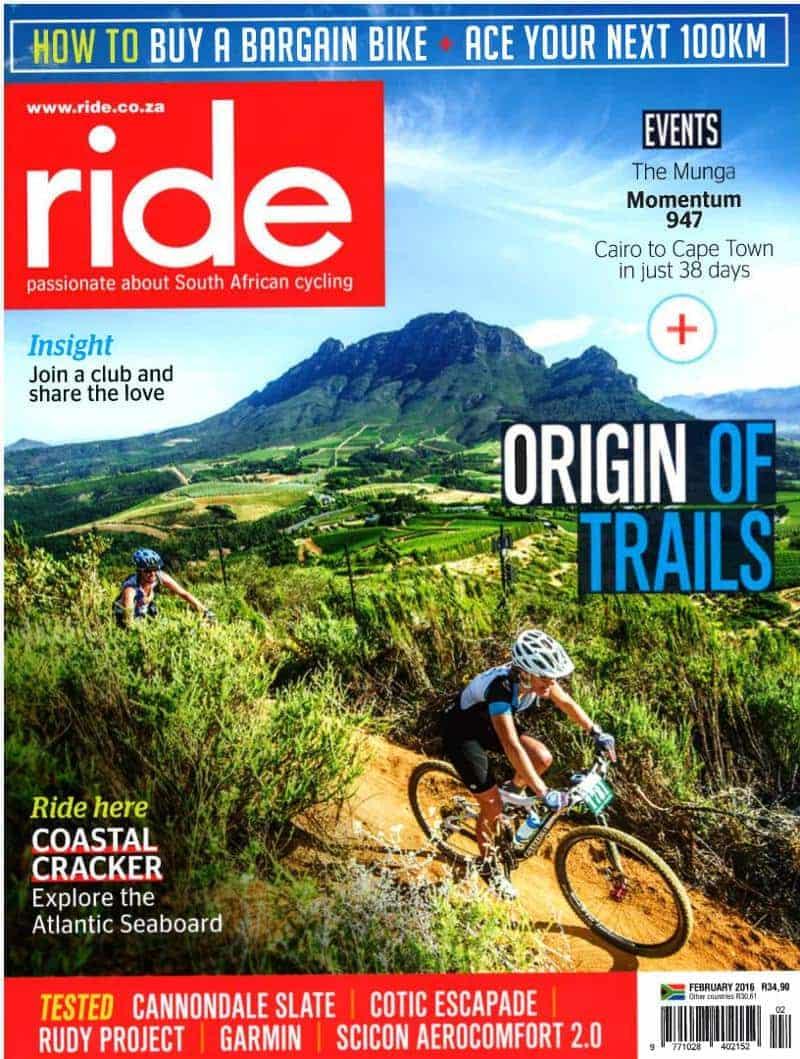 Ride April 2016