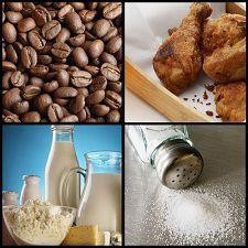 Positive and negative effects that food can have on your skin