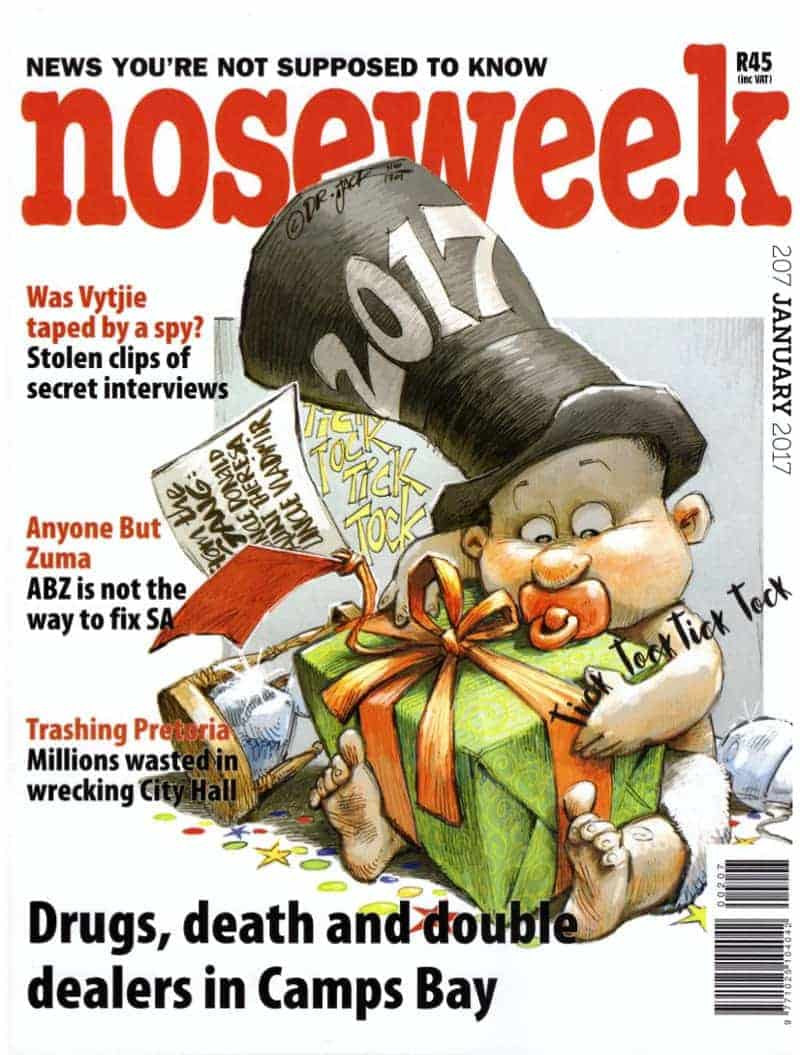 noseweek January 2016