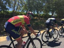 Caption: African Continental road champion Willie Smit will lead Team RoadCover's charge in the Bestmed Tour of Good Hope in the Cape Winelands from March 6 to 10. Photo: Supplied