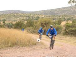 Caption: The Liberty Waterberg Encounter forms the northern component of the mountain bike series when it is held near Bela-Bela in Limpopo in June. Photo: Gerrie Kriel