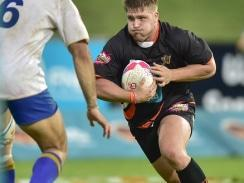 Caption: Hooker Jannes Snyman will lead the FNB University of Johannesburg in their Varsity Cup semifinal against Maties in Stellenbosch on Monday. Photo: Saspa