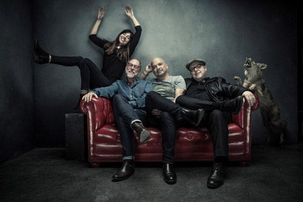 Pixies Concert 2017