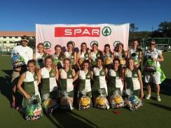 Caption: DSG from Grahamstown will defend their title when the PE North tournament in the SPAR Schoolgirls Hockey Challenge takes place in Graaff-Reinet on Friday. Photo: Full Stop Communications