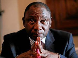 Cyril Ramaphosa. Picture: SUNDAYTIMES