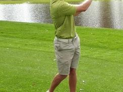 CAPTION: KPMG Madibaz Golf Club star Kyle de Beer will play in his first University Sport South Africa tournament at Centurion Country Club next month. Photo: Supplied