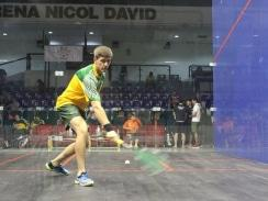 CAPTION: Defending individual champion Kyle Maree will again be a key member for the University of Johannesburg when they defend their title in the University Sport South Africa (Ussa) squash week in Johannesburg next month. Photo: Supplied