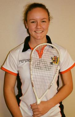 Caption: University of Johannesburg squash players Alexa Pienaar and Blessing Muhwati were crowned individual champions at the University Sport South Africa tournament in Johannesburg last week. Photo: Supplied