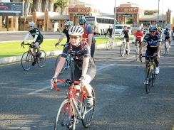 Caption: A big entry is expected when the popular Bestmed Cycle4Cansa Championship, which includes road races and mountain bike events, celebrates its 20th anniversary at Sun City on August 19 and 20. Photo: Jetline Action