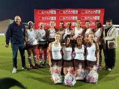 CAPTION: Hosts Woodridge will be playing in their first provincial finals in the SPAR Eastern Cape Schoolgirls Hockey Challenge on August 12. Photo: Supplied