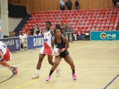 Caption: After their recent loss against Tuks, Madibaz captain Nandipha Jack said they were looking to bounce back strongly in their Varsity Netball match against UJ. Photo: Asem Engage