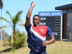 CAPTION: Solo Nqweni will have an important role to play for Madibaz when the University Sports South Africa cricket tournament starts in Pretoria on Monday. Photo: Full Stop Communications