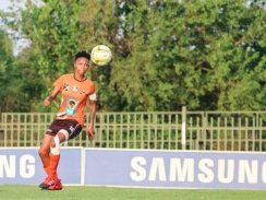 CAPTION: Thato Letsoso will lead the UJ women's side in their quest to reclaim the Varsity Football title when they face TUT tomorrow. Photo: Asem Engage