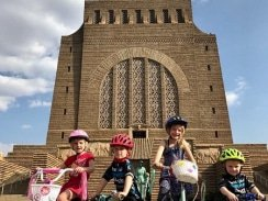CAPTION: Children of all ages will be catered for when the Tshwane Classic holds a number of races in the Voortrekker Monument grounds on November 5. Photo: Supplied