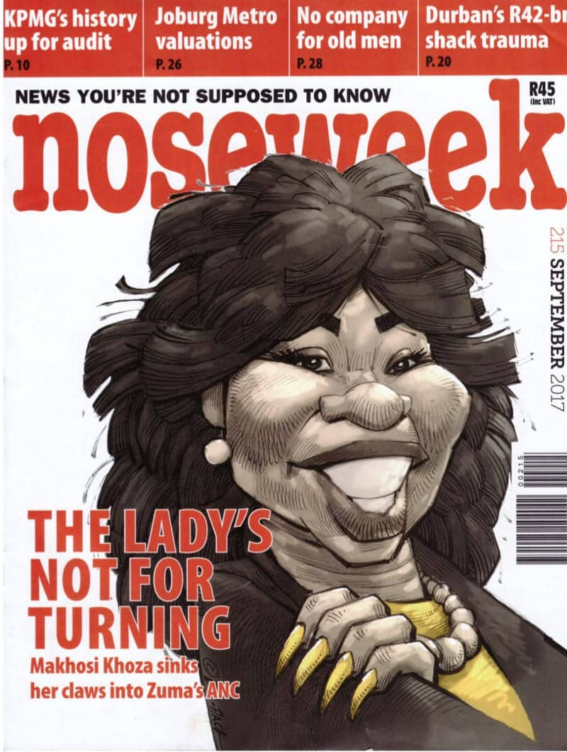 noseweek September 2017