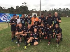 CAPTION: The University of Johannesburg team are ready to take on the country's top student sides when the Varsity Sevens rugby tournament takes place in Durban from December 1 to 3. Photo: Supplied