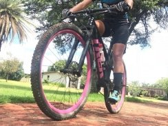 Caption: Youngster Danielle Strydom is riding for the Team Bestmed women's unit for the new season. Photo: Supplied