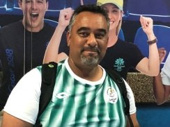 CAPTION: Madibaz Sport hockey manager Cheslyn Gie is the assistant coach of the South African team to compete in the Commonwealth Games in Australia, starting on Thursday. Photo: Supplied