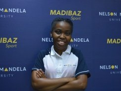 CAPTION: Madibaz Sport manager Melissa Awu has been appointed to manage the University Sport South Africa women's sevens team when the World University Championships take place in Namibia in July. Photo: Supplied