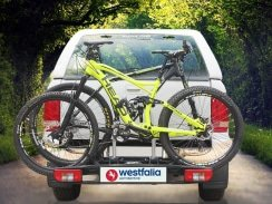 CAPTION: Following a distribution agreement between Positive Sports Solutions and Horizon Global, the top-rated Westfalia bike carrier will be available to South African consumers in the second half of 2018. Photo: Supplied