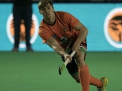 CAPTION: Kyle Lion-Cachet will captain the University of Johannesburg team in the Varsity Hockey tournament, which gets underway at Wits in Johannesburg on May 4. Picture: Catherine Kotze/Saspa