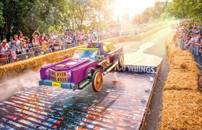 Red Bull Cart Race
