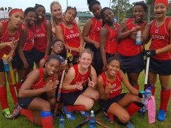 CAPTION: The Kingsridge hockey team will be aiming for their third title in a row when the East London Inland leg of the SPAR Eastern Cape Schoolgirls Hockey Challenge takes place at Kingsridge in King William's Town on Sunday. Picture: Supplied