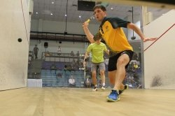 CAPTION: Kyle Maree will be a key player for the University of Johannesburg when they target a seventh straight title in the University Sports South Africa squash tournament in Port Elizabeth in July. Picture: Supplied