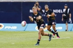 Caption: Michael Botha will be aiming to help Madibaz make an impact when they take part in the University Sport South Africa rugby tournament in Johannesburg from July 2 to 6. Picture: Saspa