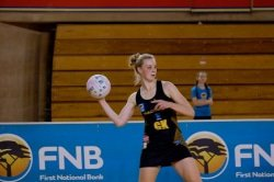 CAPTION: Jeanie Steyn will lead the SPAR Madibaz netball team when they compete in the University Sport South Africa tournament in Bloemfontein from July 2 to 6. Picture: Saspa