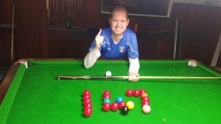 Caption: Port Elizabeth's Charl Jonck will be hoping to make his mark when the South African snooker championships get under way at the Hellenic Hall in Port Elizabeth on Sunday. Picture: Supplied