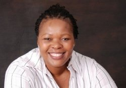 Caption: Madibaz director of sport Yoliswa Lumka was the deputy head of the SA delegation at the Confederation of University and College Sports Association Games in Botswana, where the SA team retained their overall title. Picture: Brittany Blaauw