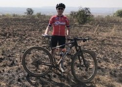 Caption: Teenage Pretoria mountain biker Ian Els is relishing the prospect of representing HEAD Bikes SA as an ambassador over the next year. Picture: Supplied