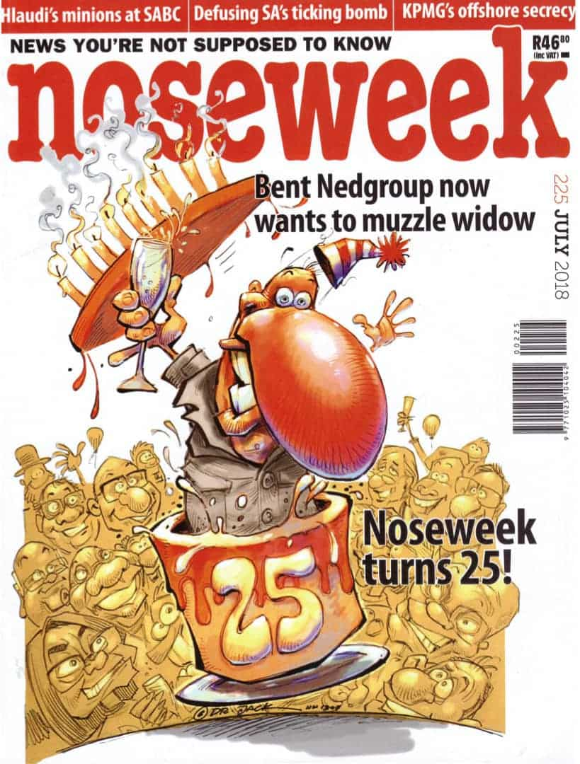 noseweek April 2014