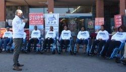Wheelchair Wednesday