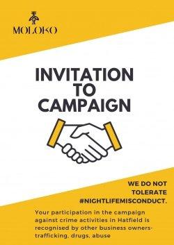 Invitation to Campaign