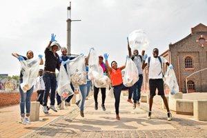 Joburg City Clean-Up by Kyle Cestari
