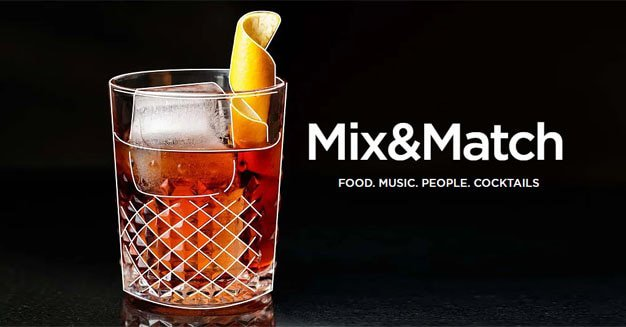 Mix Cocktail Bar, Rosebank