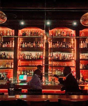The Landmark Bar, Bryanston
