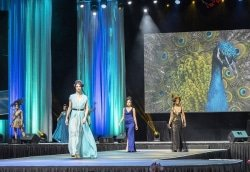 Caption: Top Port Elizabeth designer Jason Kieck alludes to natural elements within the Orient for his annual fashion extravaganza, sponsored by SPAR Eastern Cape, taking place at the Boardwalk Hotel and Convention Centre on October 20. Photo: Oracle Media