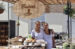 CAPTION: TOPS at SPAR Goodnight Market visitors will be introduced to Flourish Deli's delicious and healthy plant-based creations at the Tramways Building in Port Elizabeth on October 18. Photo: Supplied