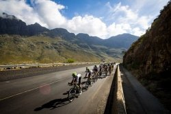 Caption: The Takealot Tour of Good Hope is set to attract interest from international cycling outfits after the five-stage road event received UCI status for the 2019 event. Picture: Rob Ward